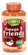Omega 3 Friends 280 Cápsulas