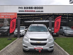 Chevrolet trailblazer ltz 2.8