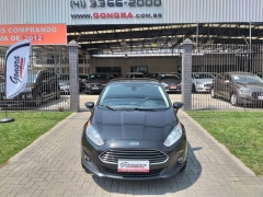 Ford new fiesta sedan titanium 1.6 powershift