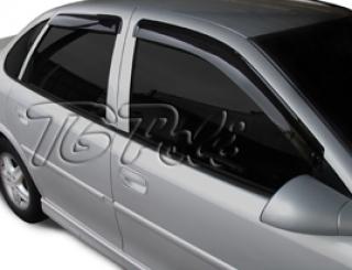 Calha de Chuva Chevrolet Vectra 97/05 4 portas - TG Poli | DUB Store