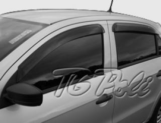 Calha de Chuva VW Novo Voyage   4 portas - TG Poli   DUB Store