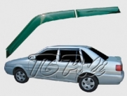 Calha de Chuva VW Santana 2000 06   TG Poli