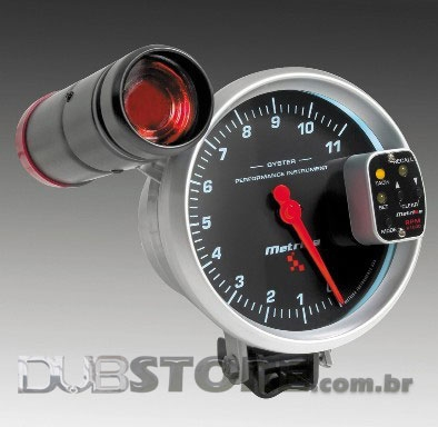 Conta-giros Metrika c/ Shift Light 11M RPM 5