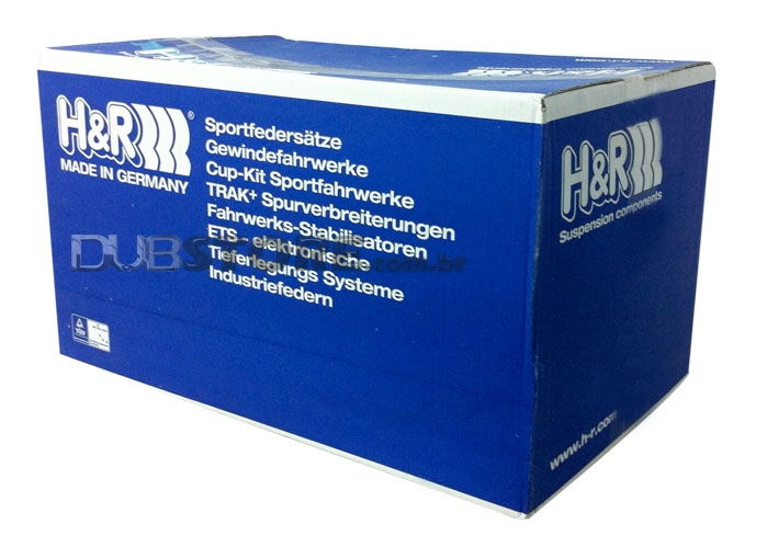 Kit molas esportivas H&R Fiat Idea   DUB Store
