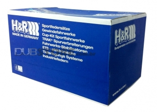 Kit molas esportivas H&R Volkswagen Passat SW V6 1997 a 2005 | DUB Store