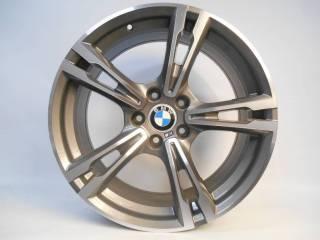 Jogo de 04 Rodas BMW M5 aro 19 5X120 Duas Talas GD