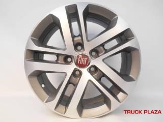 Jogo de 04 Rodas Fiat Toro aro 16 5x110 GD