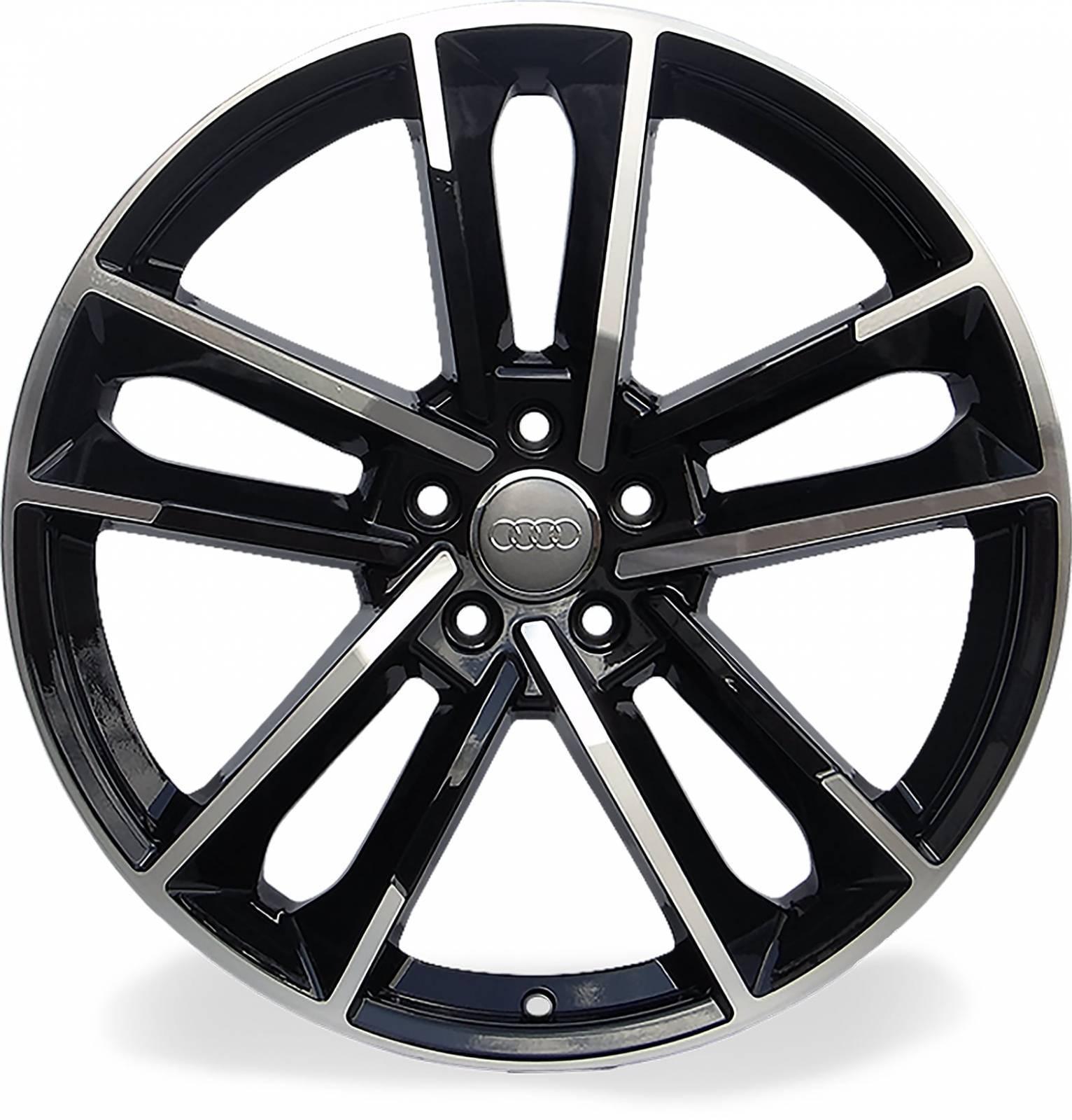 Jogo de 04 Rodas Audi RS7 Performance Aro 20 5x112 BD