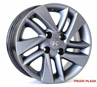 Jogo de 04 Rodas Hyundai HB20 KR R43 aro 15 4x100 GF