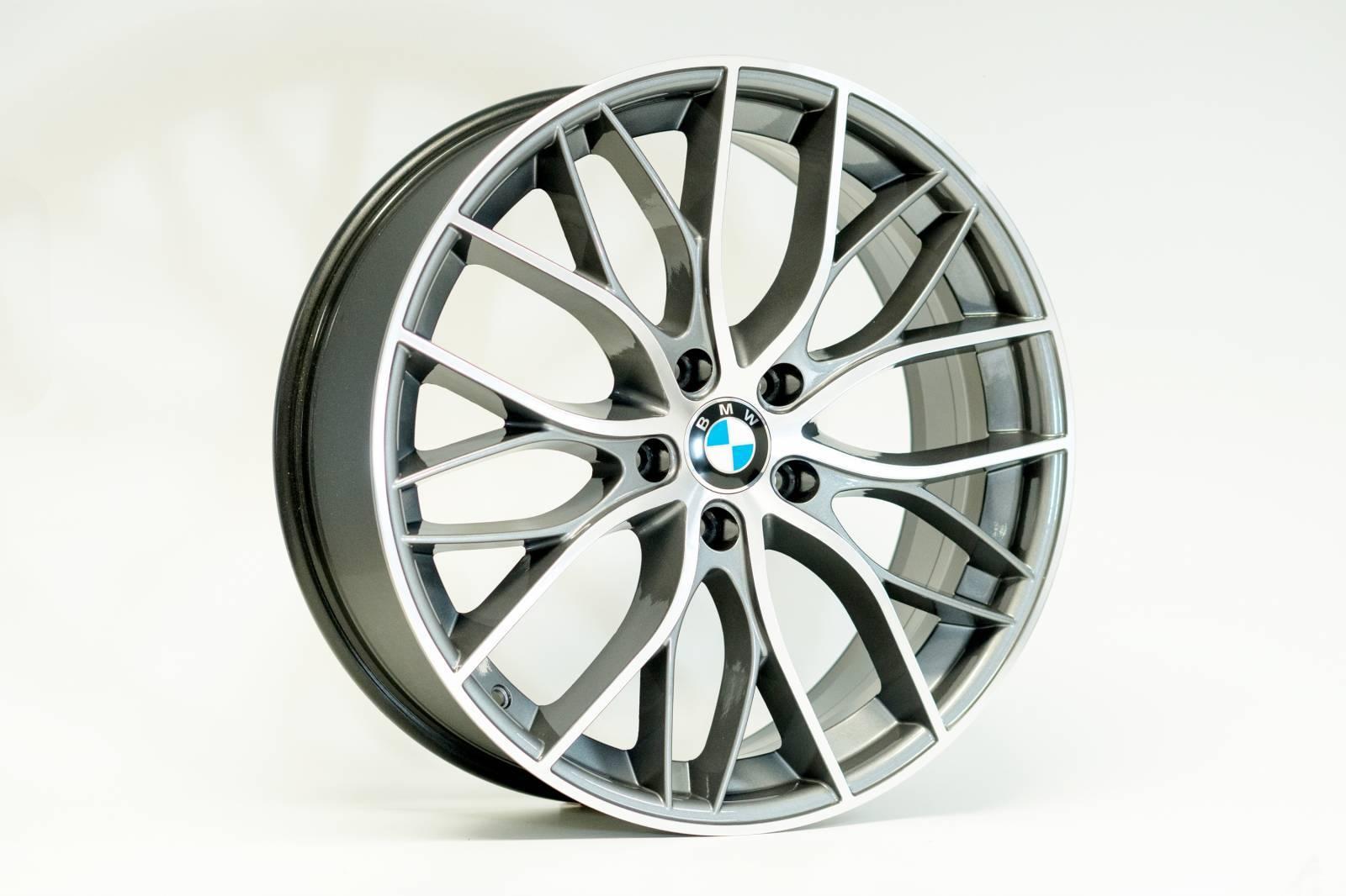 Jogo de 04 Rodas BMW Biturbo KR R54 aro 17 5x120  GD