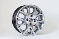 Jogo de 04 Rodas VW Saveiro Cross KR R45 aro 15 5x100 GD