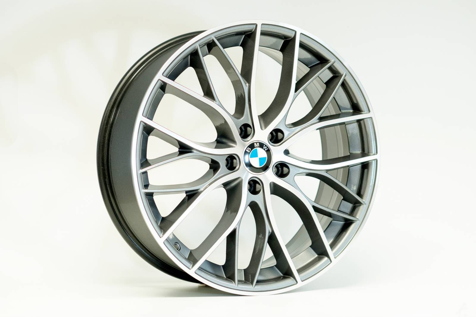 Jogo de 04 Rodas BMW Biturbo KR R54 aro 20 5x120 GD