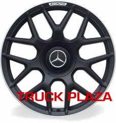 Jogo de 04 Rodas Mercedes S63 aro 19 Duas Talas Preta Borda Diamond