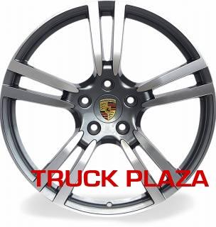 Jogo de 04 Rodas Porsche Cayenne 2019 aro 20 5x130 Et55 GD