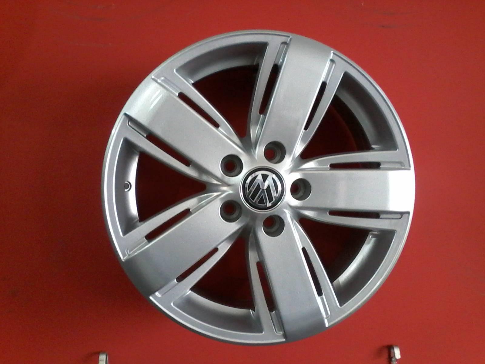 Jogo de Roda Replica Volkswagen Aro 18 5X120 ET 37- Replica Amarok