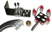 Kit comando simples Ford 6600 | MFG Hidráulica