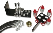 Kit comando simples Ford 4600 | MFG Hidráulica