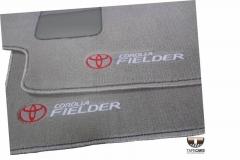 Tapete Automotivo Toyota Fielder em Carpet Linha Luxo