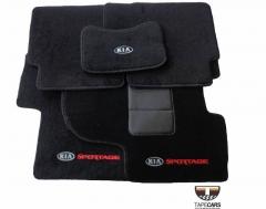 Tapete Automotivo Kia Sportage em Carpet Linha Luxo