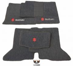 Tapete Automotivo Suzuki em Carpet Linha Luxo