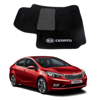 Tapete Automotivo Kia Cerato em Carpet Linha Luxo | Scar Automotive