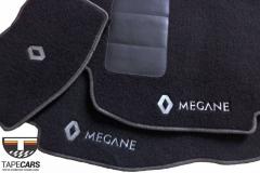 Tapete Automotivo Renault Megane em Carpet Linha Luxo