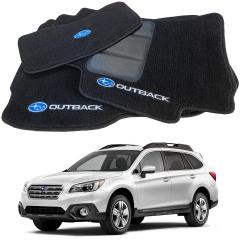 Tapete Automotivo Subaru Outback carpet Linha Luxo
