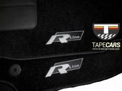 Tapete Automotivo VW Passat Variant RLine em Carpet Linha Luxo
