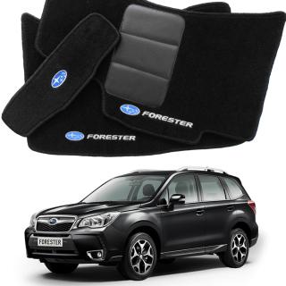Tapete Automotivo Subaru Forester carpet Linha Luxo | Scar Automotive