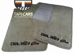 Tapete Automotivo Ford Del Rey em Carpet Linha Luxo