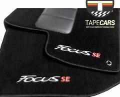 Tapete Automotivo Ford Focus SE em Carpet Linha Luxo