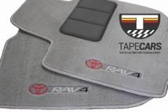 Tapete Automotivo Toyota RAV4 em Carpet Linha Luxo