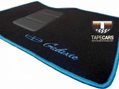 Tapete Automotivo Ford Galaxie em Carpet Linha Luxo