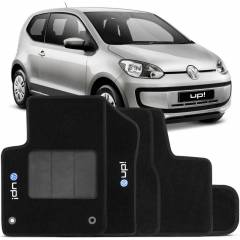 Tapete Automotivo UP carpete base pinada