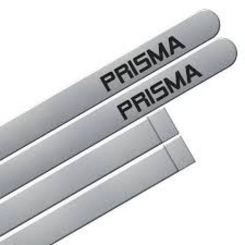 Friso Lateral GM Chevrolet Prisma 2013 Cinza Mond Personalizado 4 Peças