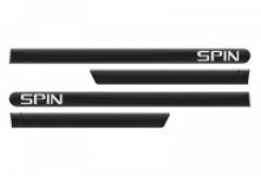 Friso Lateral GM Chevrolet Spin 2012 Preto Global Personalizado 4 Peças