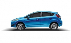 Friso Lateral Ford New Fiesta 2011/2015 Pintado 4 Peças