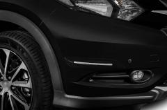 Adesivo Resinado Protetor Para-Choque Dianteiro Traseiro  Honda HR-V 6 Peças