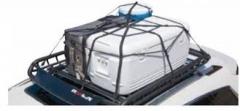 Rede elástica para fixação de carga 8 ganchos