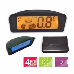 B077-4 - SENSOR E DISPLAY LCD QUE MUDA DE COR 818 Universal