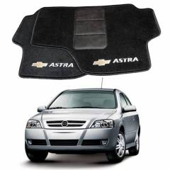 Tapete Automotivo Astra em Carpet Linha Luxo
