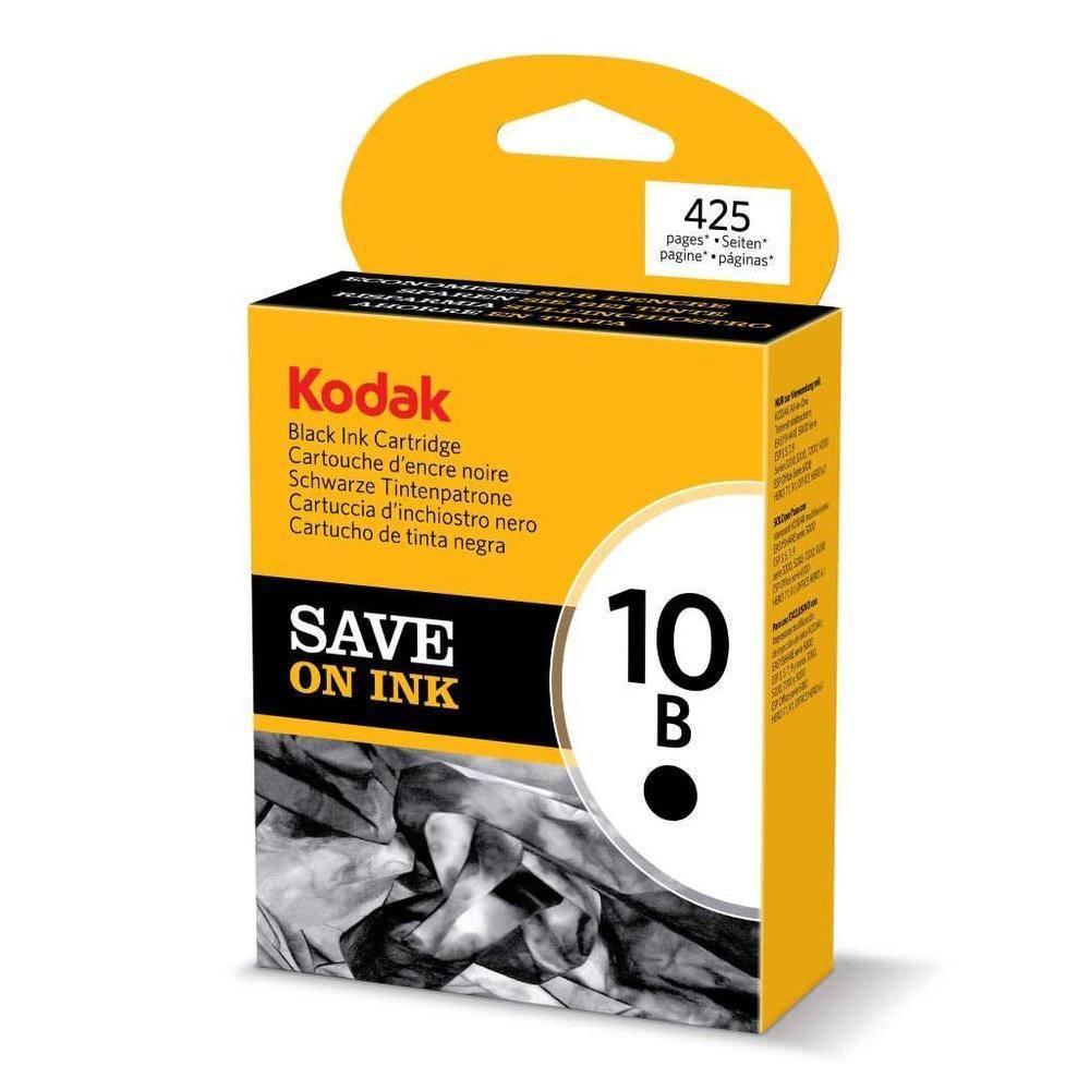 Cartucho Ink Jet Preto 10 B Kodak