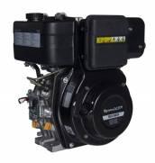 Motor TOYAMA 11 HP diesel c  partida eletrica eixo 1 TDE120EXP