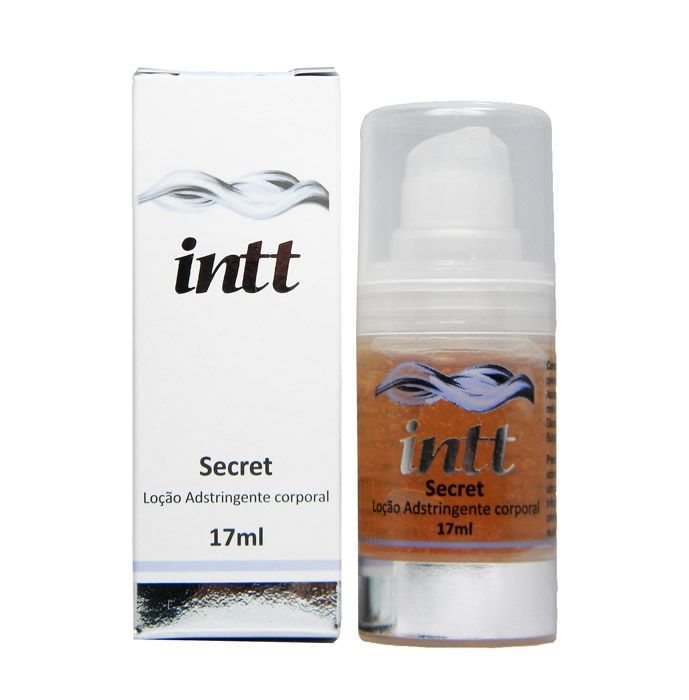 Gel Secret Intt Adstringente 17 ml - Redutor do Canal