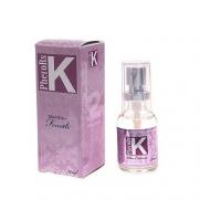 Perfume By K Female 20ml com Feromônio - Atrai os homens   Intima Sedução - Sex Shop, Produtos Eróticos