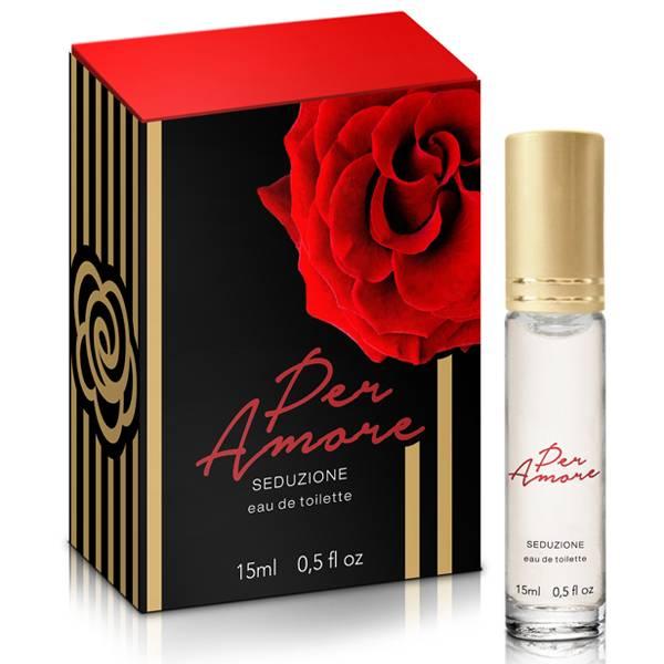 Perfume Per Amore-Seduzione feromônio 15ml - INTT