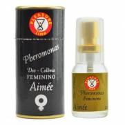 Feromônio Aimée Perfume Feminino Pheromonas - Atrai os Homens | Intima Sedução - Sex Shop, Produtos Eróticos