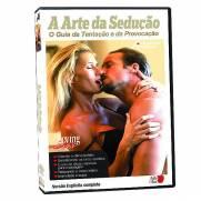 DVD Erotico A Arte da Sedução O Guia da Tentação e da Provocação - Coleção Amor e Sexo | Intima Sedução - Sex Shop, Produtos Eróticos