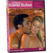 DVD Erótico O Novo Kama Sutra O Guia Indispensável Para Os Amantes - Coleção Amor e Sexo | Intima Sedução - Sex Shop, Produtos Eróticos