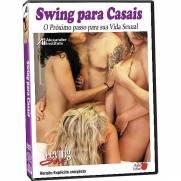 DVD Erótico Swing Para Casais Próximo Passo Para Sua Vida Sexual - Coleção Amor e Sexo | Intima Sedução - Sex Shop, Produtos Eróticos